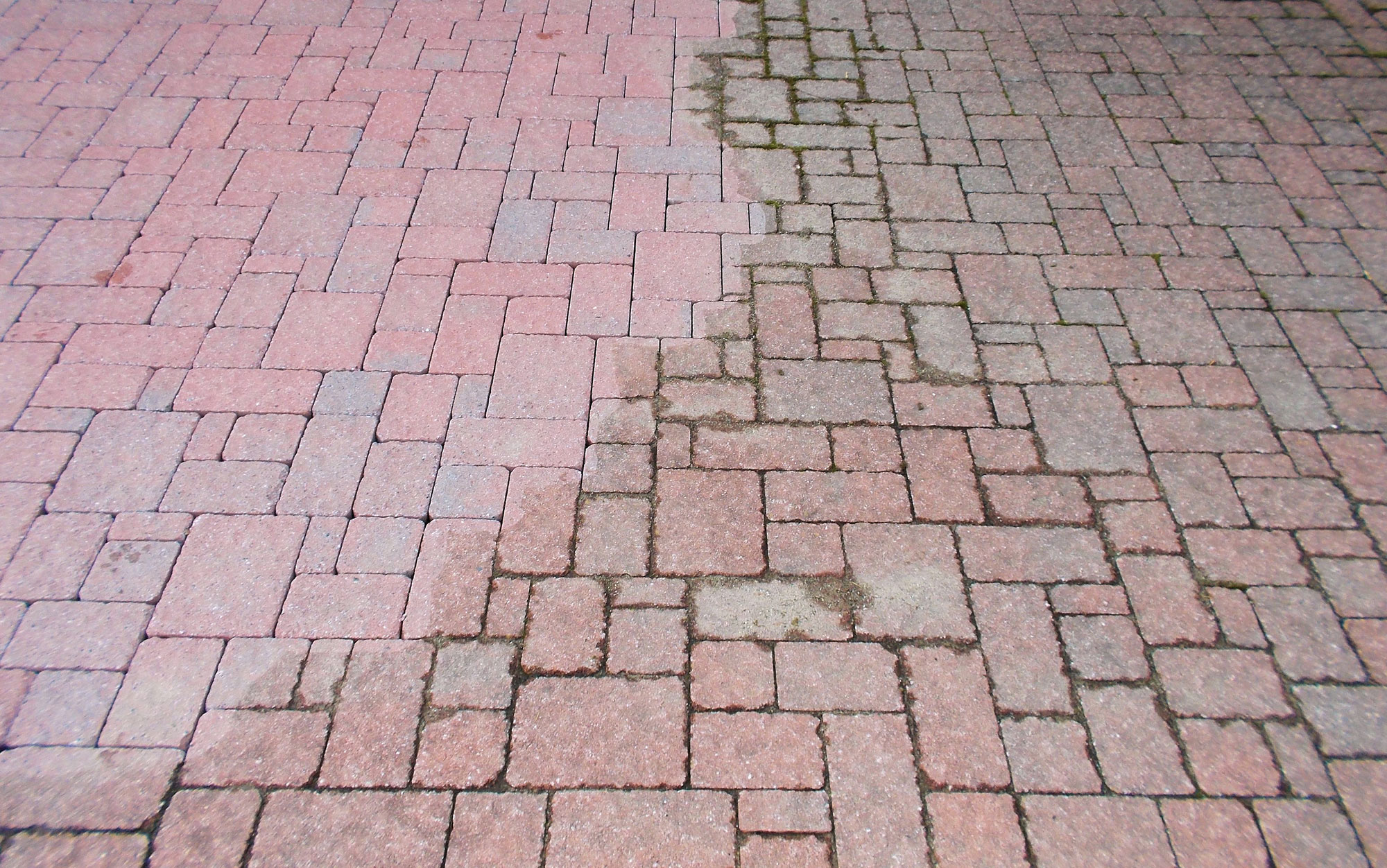 Restore Paver Patio