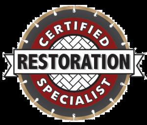 certified restoration specialist