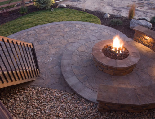 Railings, Steps, Fire Pits & More!