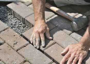 Repair Pavers, Brick, & More